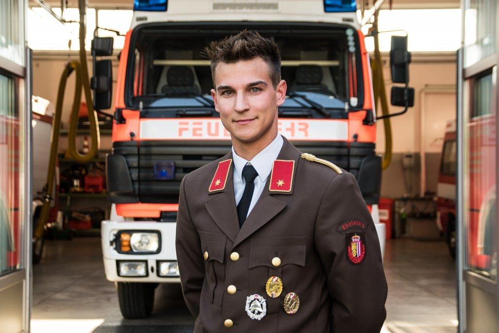 Portrait Alexander Aberger